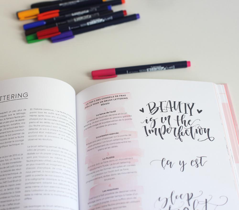 livre de lettering