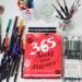 livre 365 jours pour dessiner