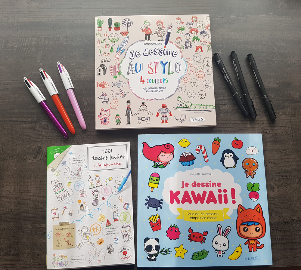 Livres pour apprendre facilement à dessiner (débutants)